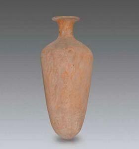 红陶尖底瓶